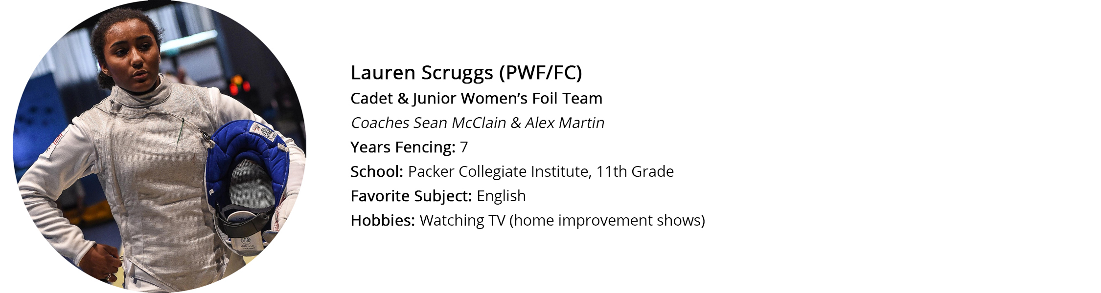 Scruggs Profile