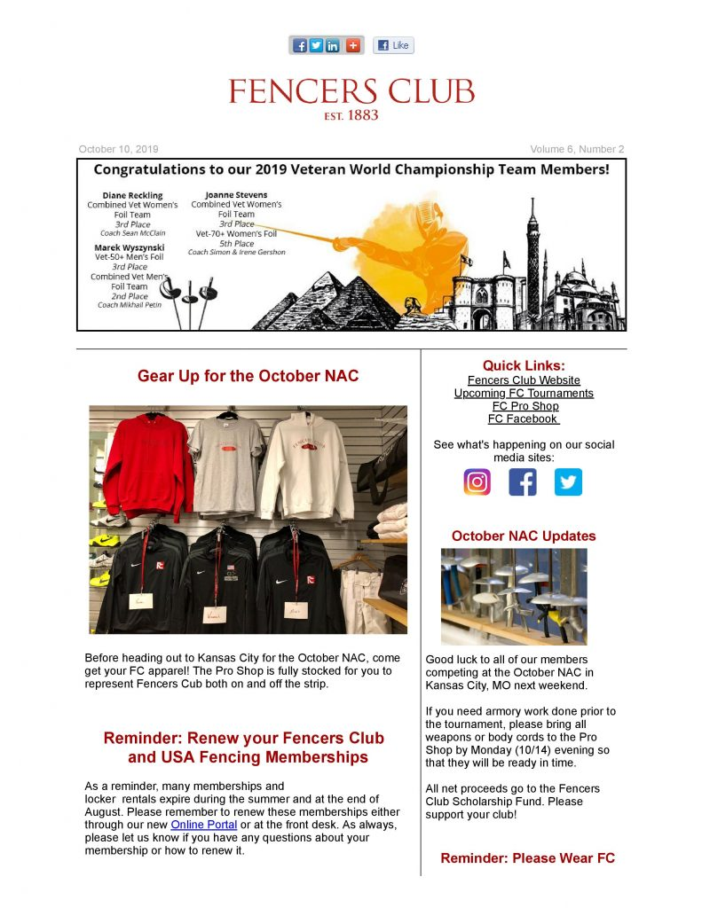 FC Newsletter 10.10.19-page-001