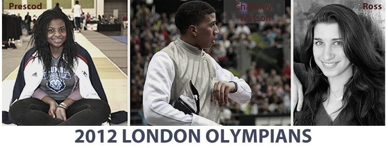 2012 Olympians