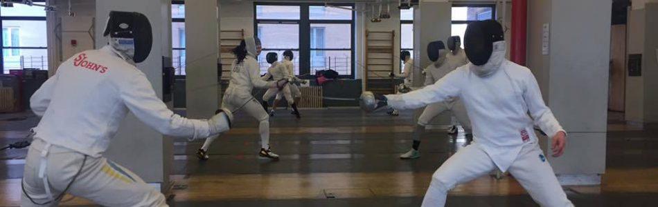 Fencers Club Winter Training Camp